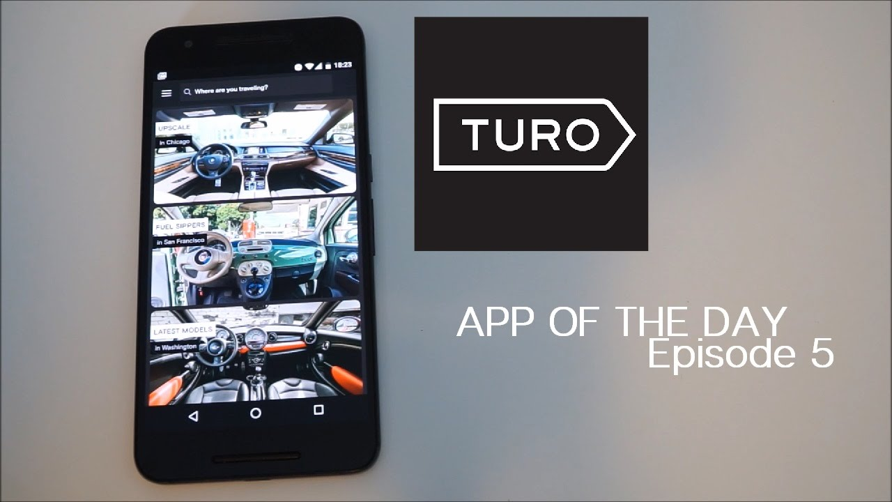 save money on travel, turo, best apps for travel