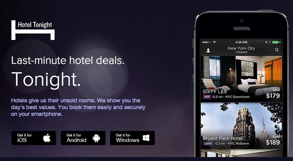 save money on travel, hotel tonight, best apps for travel