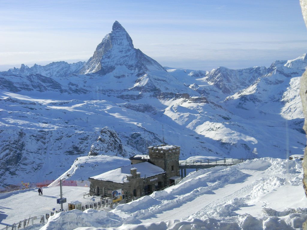 Zermatt_Gornergrat-station