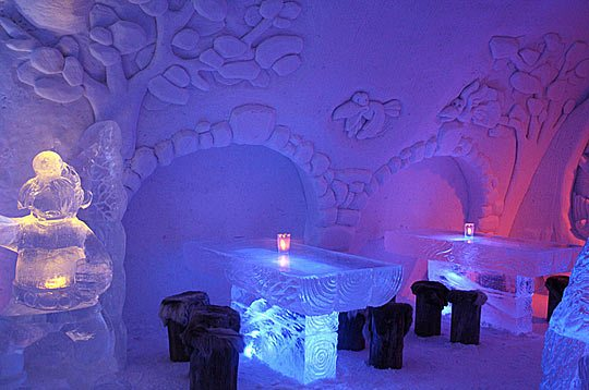 Restaurant-of-Snow-And-Ice-In-Kemi-Finland