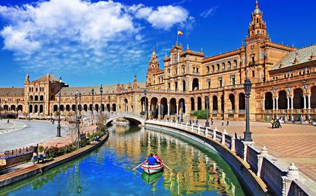 Seville-spanish-square