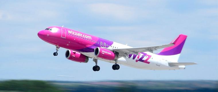 Wizz Air ევროპის 12 ახალი მიმართულება